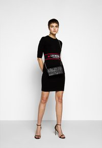 Love Moschino - Shift dress - black - 1