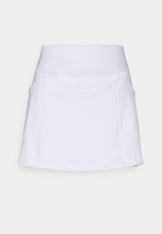 SKORT - Sports skirt - white