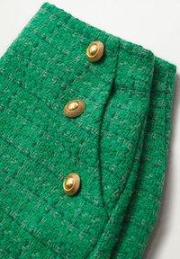 Mango - WINTOUR - A-line skirt - groen - 6