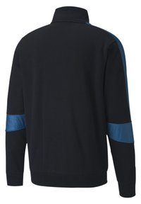 Puma - Training jacket - black-digi-blue - 4