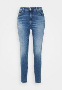 Tommy Jeans - SHAPE SKINNY - Jeans Skinny Fit - dyn quincy - 0
