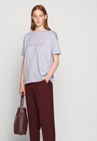 BLANCHE - JELINE PANTS - Pantalon classique - cocoa - 3