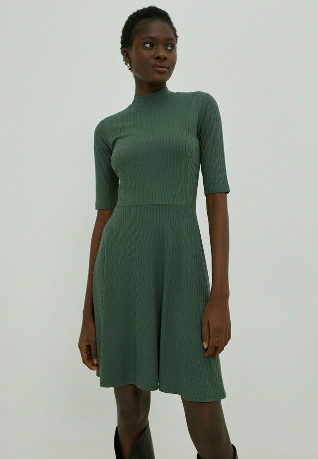 EILEEN - Jumper dress - khaki