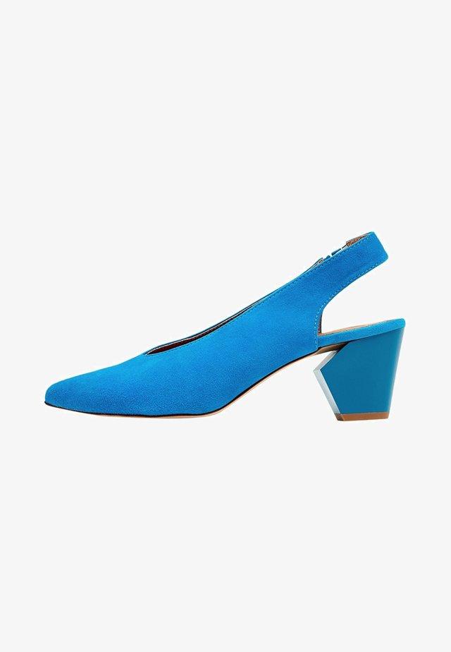 Ballerina's - turquoise