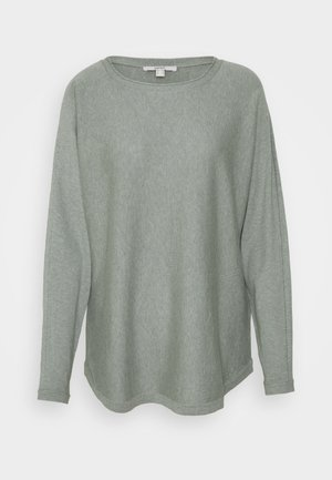 Strickpullover - dusty green
