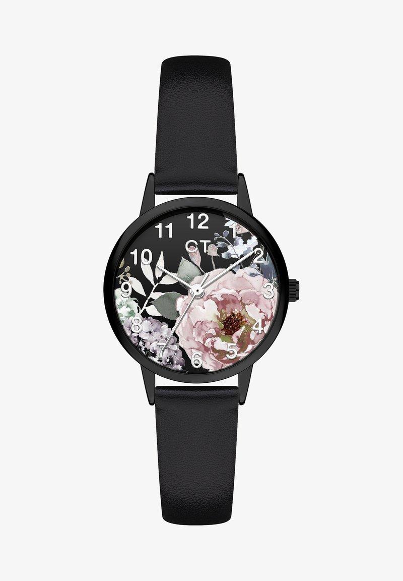 Cool Time - Watch - schwarz