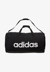 adidas Performance - LIN DUFFLE L - Sporttas - black/white - 6