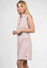Desires - DREW - Shirt dress - light pink - 3