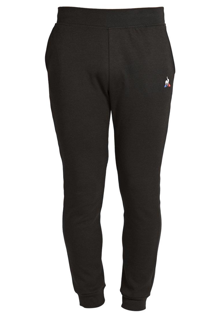le coq sportif ESS - Tracksuit bottoms - black
