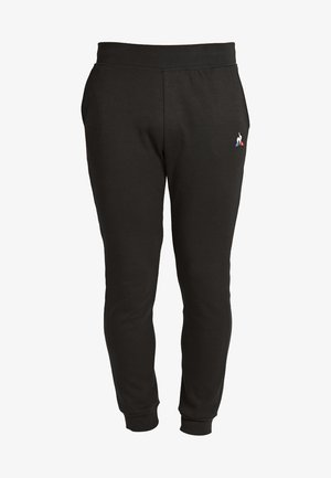 ESS REGULAR N2 - TRACKSUIT BOTTOMS - Pantalones deportivos - black
