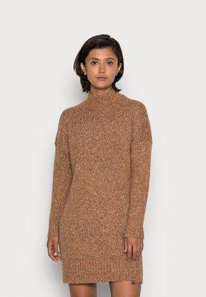 ONLTATA DRESS - Jumper dress - toasted coconut