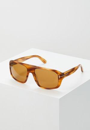Sluneční brýle - amber