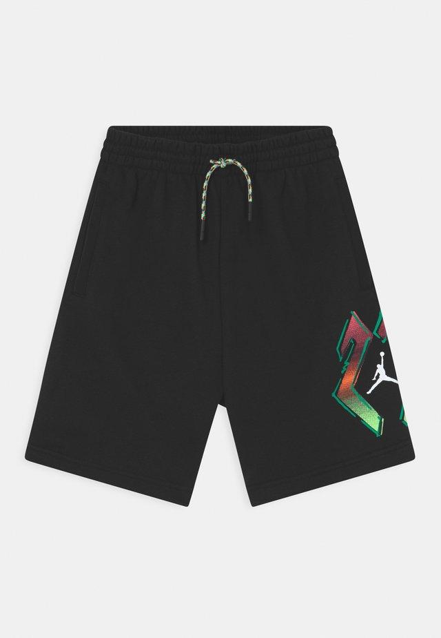 SPORT DNA - Pantaloncini sportivi - black