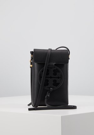 MILLER PHONE CROSSBODY - Olkalaukku - black