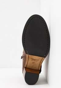 Belstaff - TRIALMASTER SHORT - Ankle boots - cognac - 6