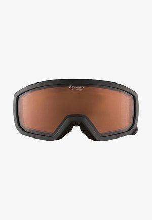 SCARABEO JR. MM - Ski goggles - black