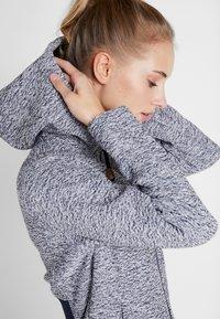Icepeak - AURAY - Zip-up hoodie - dark blue - 4