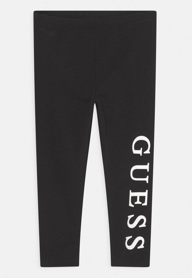 Guess - TODDLER CORE - Leggings - Trousers - jet black
