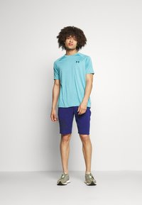 Under Armour - Basic T-shirt - cosmos - 1