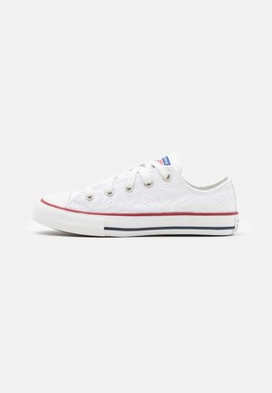 CHUCK TAYLOR ALL STAR UNISEX - Sneakersy niskie - white/vintage white/multicolor