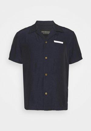 BOWLING SHIRT - Košile - navy