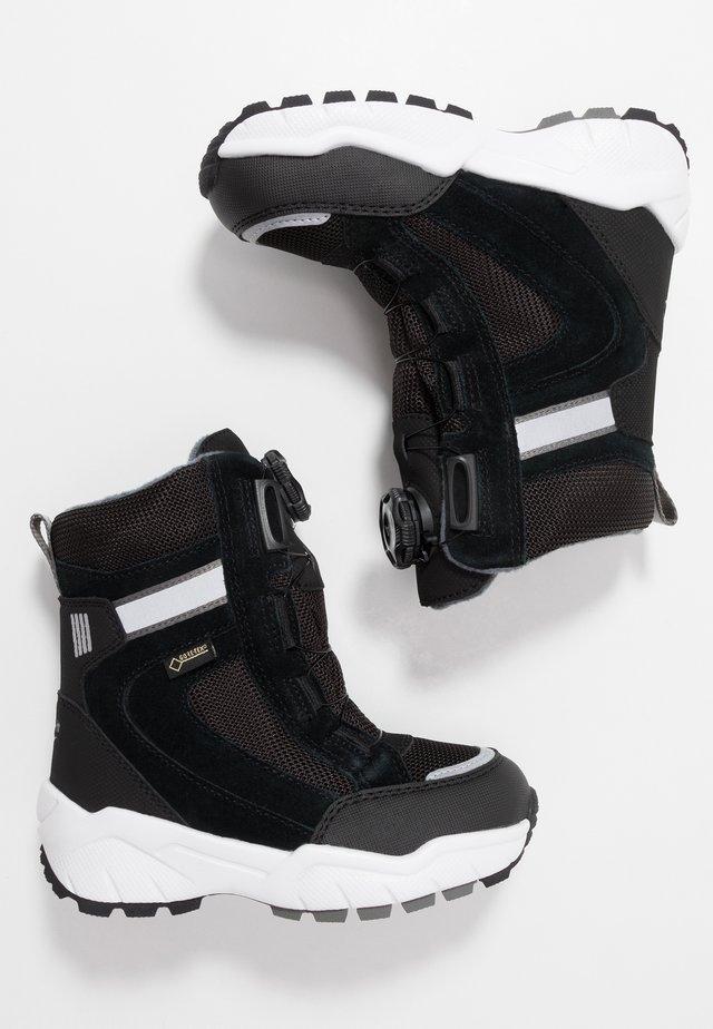 CULUSUK 2.0 - Zimní obuv - schwarz/grau