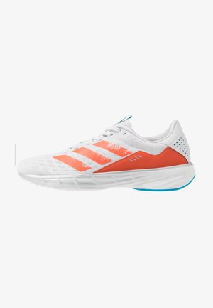 SL20 PRIMEBLUE - Neutral running shoes - dash grey/true orange/blue spice