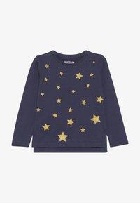 Blue Seven - LONGSLEEVE STAR - Top sdlouhým rukávem - dunkelblau orig - 2