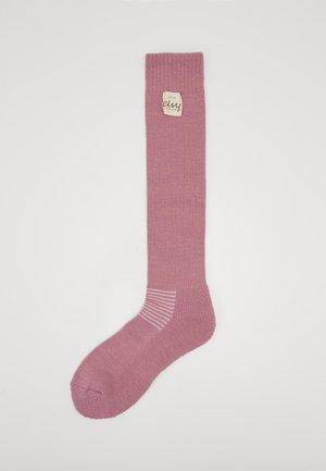 UNDERKNEE SOCKS - Calzettoni - light pink