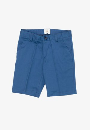 CON TASCHE - Shorts - blu