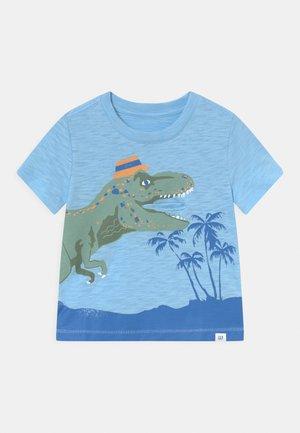 TODDLER BOY - T-shirt con stampa - hampton blue
