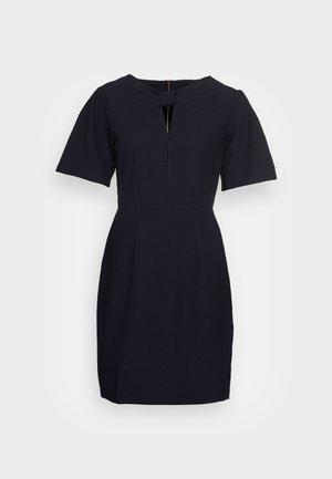CLOSET KNOT DETAIL DRESS - Kjole - navy