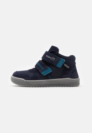 EARTH - Sneakersy wysokie - blau