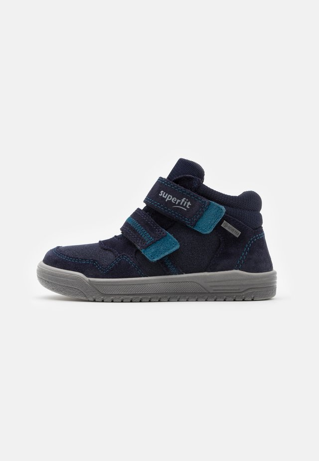 EARTH - Sneaker high - blau