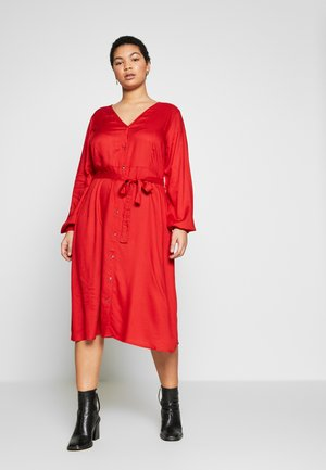 JRBINA MIDI DRESS  - Robe d'été - barbados cherry
