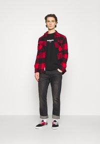 Redefined Rebel - GUTI TEE - Long sleeved top - black - 1