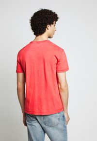 Polo Ralph Lauren - SLUB - Basic T-shirt - new brick - 2