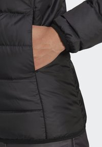 adidas Performance - ESSENTIALS PRIMEGREEN OUTDOOR DOWN - Down jacket - black - 7