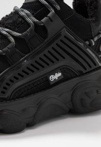 Buffalo - HIKE - Sneaker low - black - 2