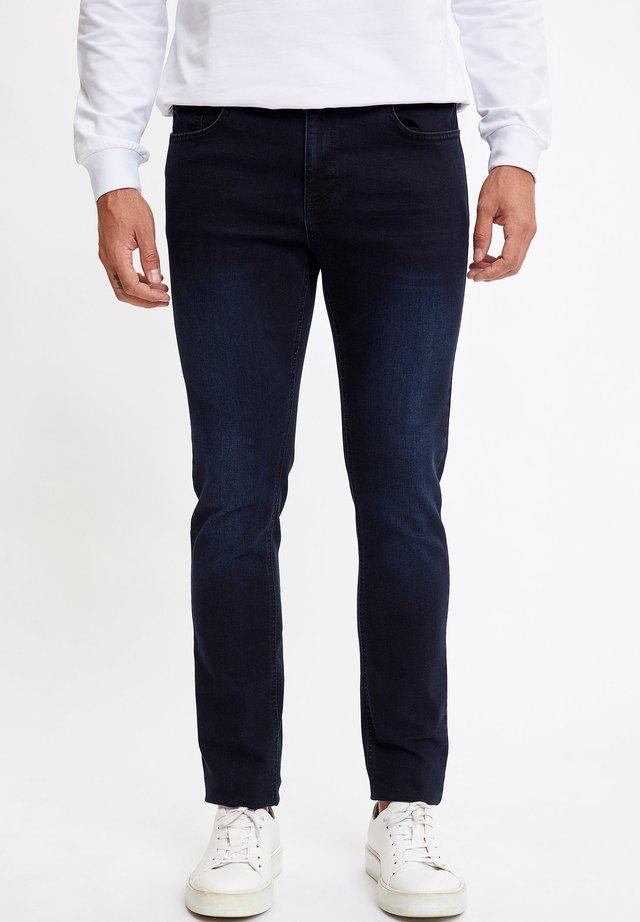 Jeans straight leg - indigo
