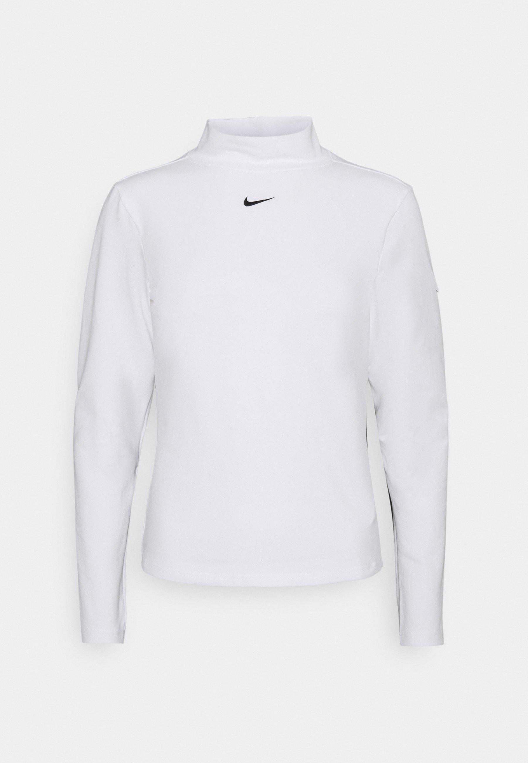 Women MOCK TOP - Long sleeved top