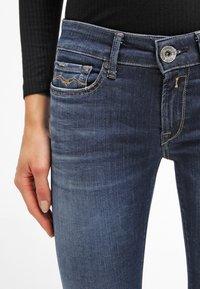 Replay - HYPERFLEX LUZ - Jeans Skinny Fit - dark blue - 4