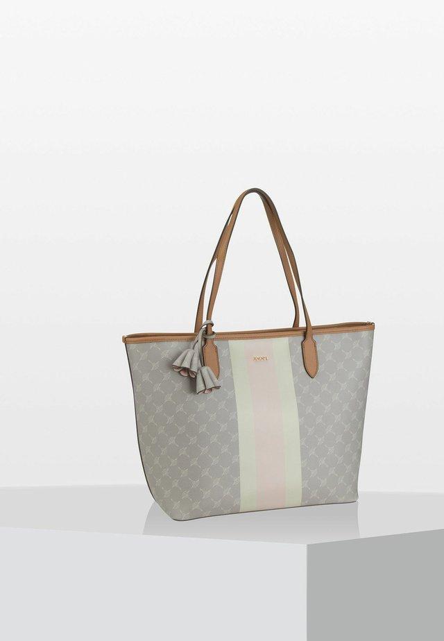 CORTINA DUE LARA  - Shopping bag - lightgrey