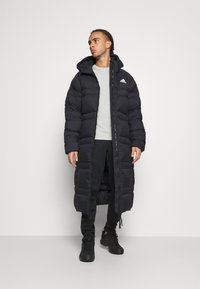 adidas Performance - URBAN COLD.RDY OUTDOOR - Down coat - black - 1
