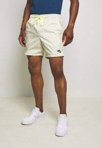 Nike Sportswear - FESTIVAL  - Shorts - limelight/volt/black - 0