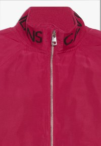 Calvin Klein Jeans - LOGO JACKET - Light jacket - pink - 4