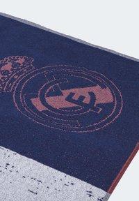 adidas Performance - REAL MADRID COTTON TOWEL - Håndkle - blue - 2