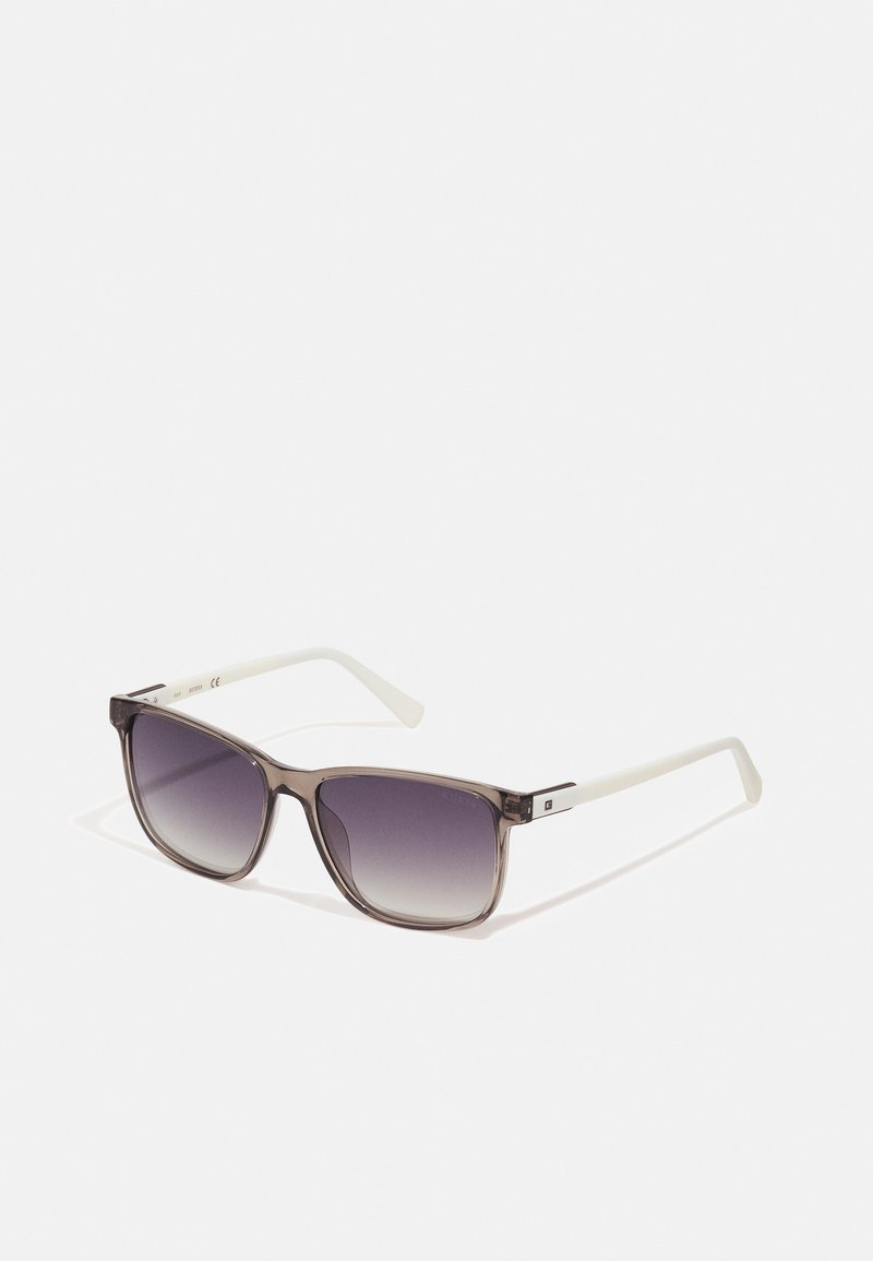 Guess - UNISEX - Sunglasses - crystal taupe/soft touch cream