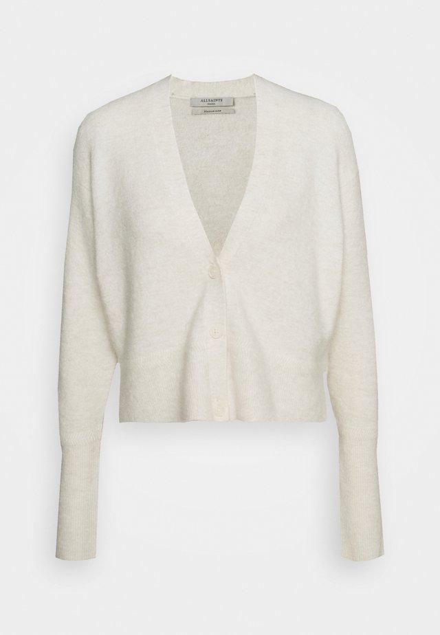 VIKA CARDIGAN - Vest - alabaster white