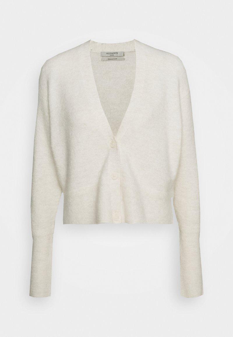 AllSaints - VIKA CARDIGAN - Kardigan - alabaster white